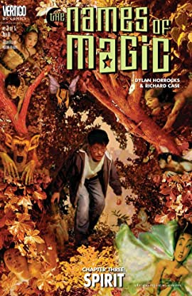 The Names of Magic (2001) #3