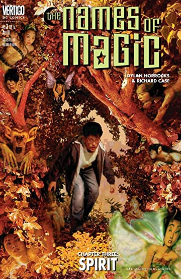The Names of Magic (2001) #3