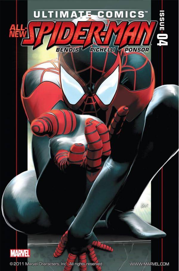 Ultimate Comics Spider-Man (2011-2013) #4
