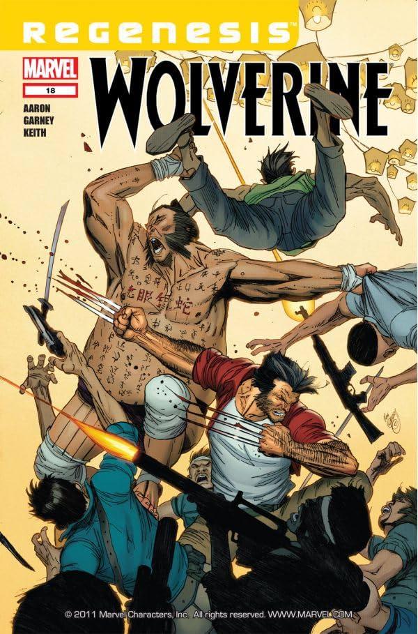 Wolverine (2010-2012) #18