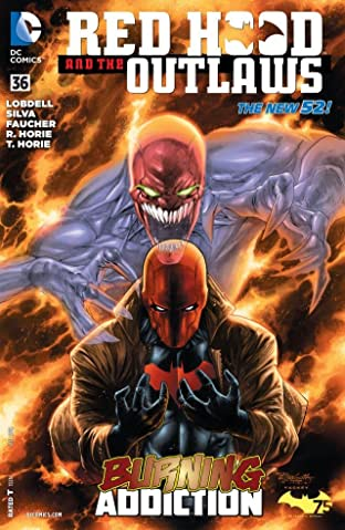 Red Hood and the Outlaws (2011-2015) #36