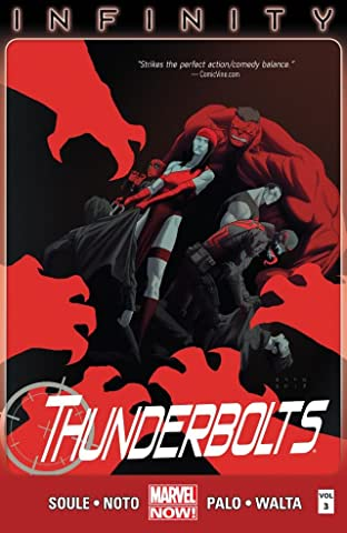 Thunderbolts Vol. 3: Infinity