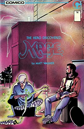 Mage: The Hero Discovered #14