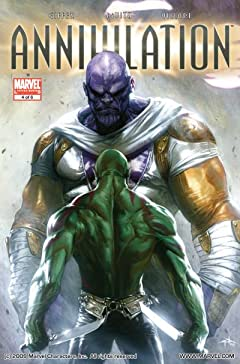 Annihilation #4 (of 6)