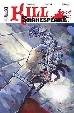 Kill Shakespeare #1 (of 12)