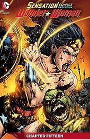 Sensation Comics Featuring Wonder Woman (2014-2015) #15