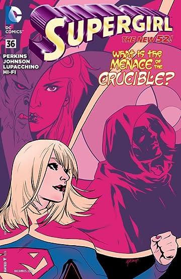 Supergirl (2011-2015) #36