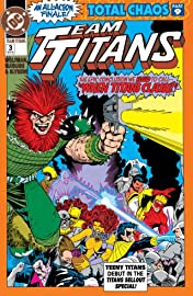 Team Titans (1992-1994) #3