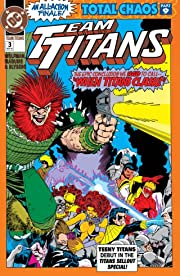 Team Titans (1992-1994) #3