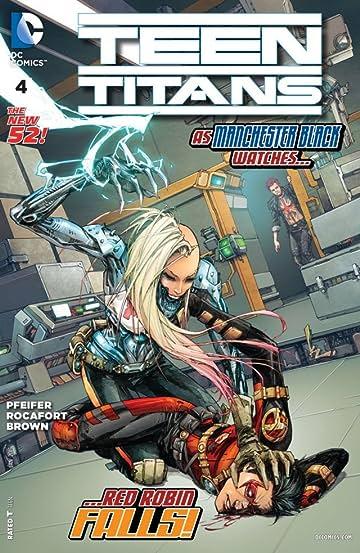 Teen Titans (2014-2016) #4