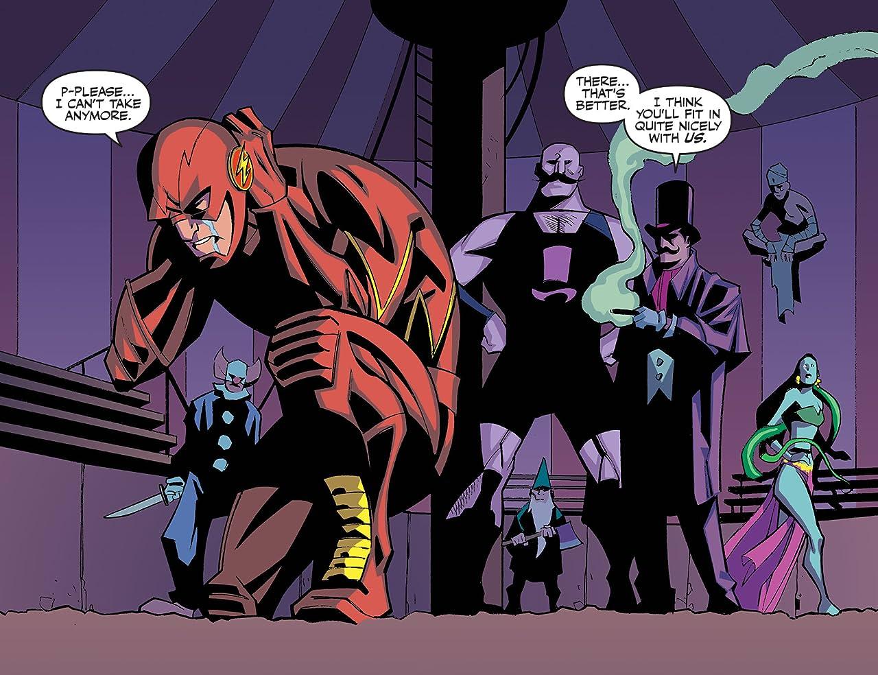 The Flash: Season Zero (2014-2015) #6