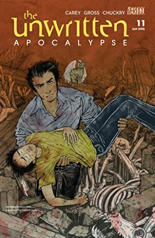 The Unwritten: Apocalypse #11