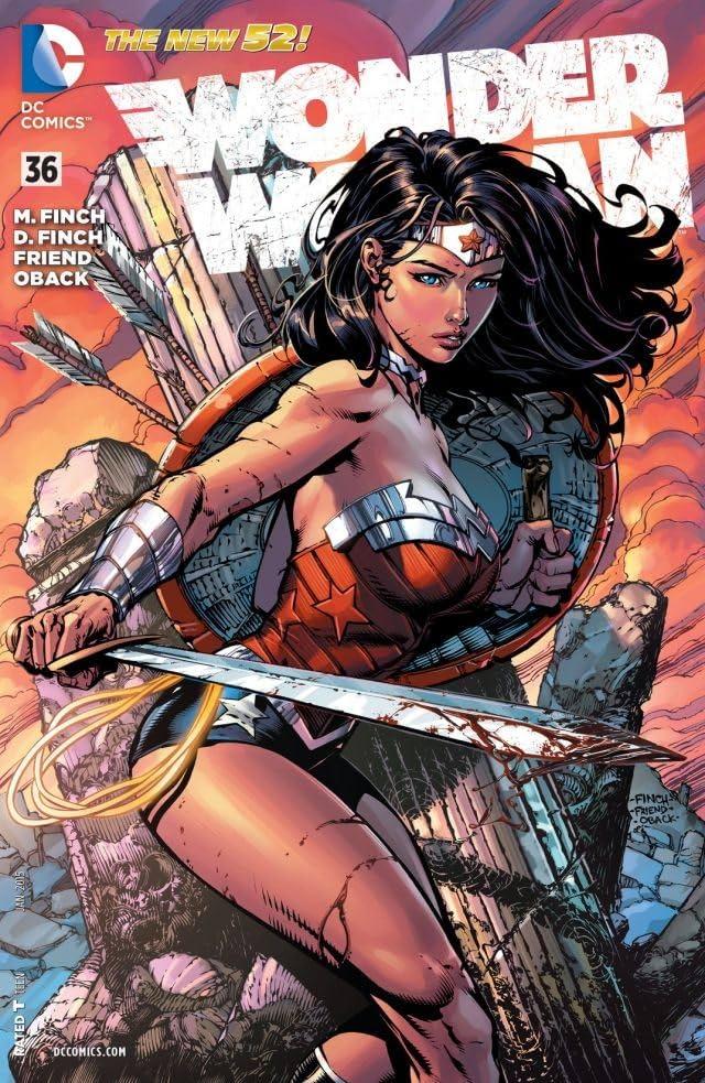Wonder Woman (2011-2016) #36