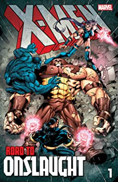 X-Men: The Road To Onslaught Vol. 1