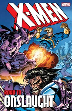 X-Men: The Road To Onslaught Vol. 2
