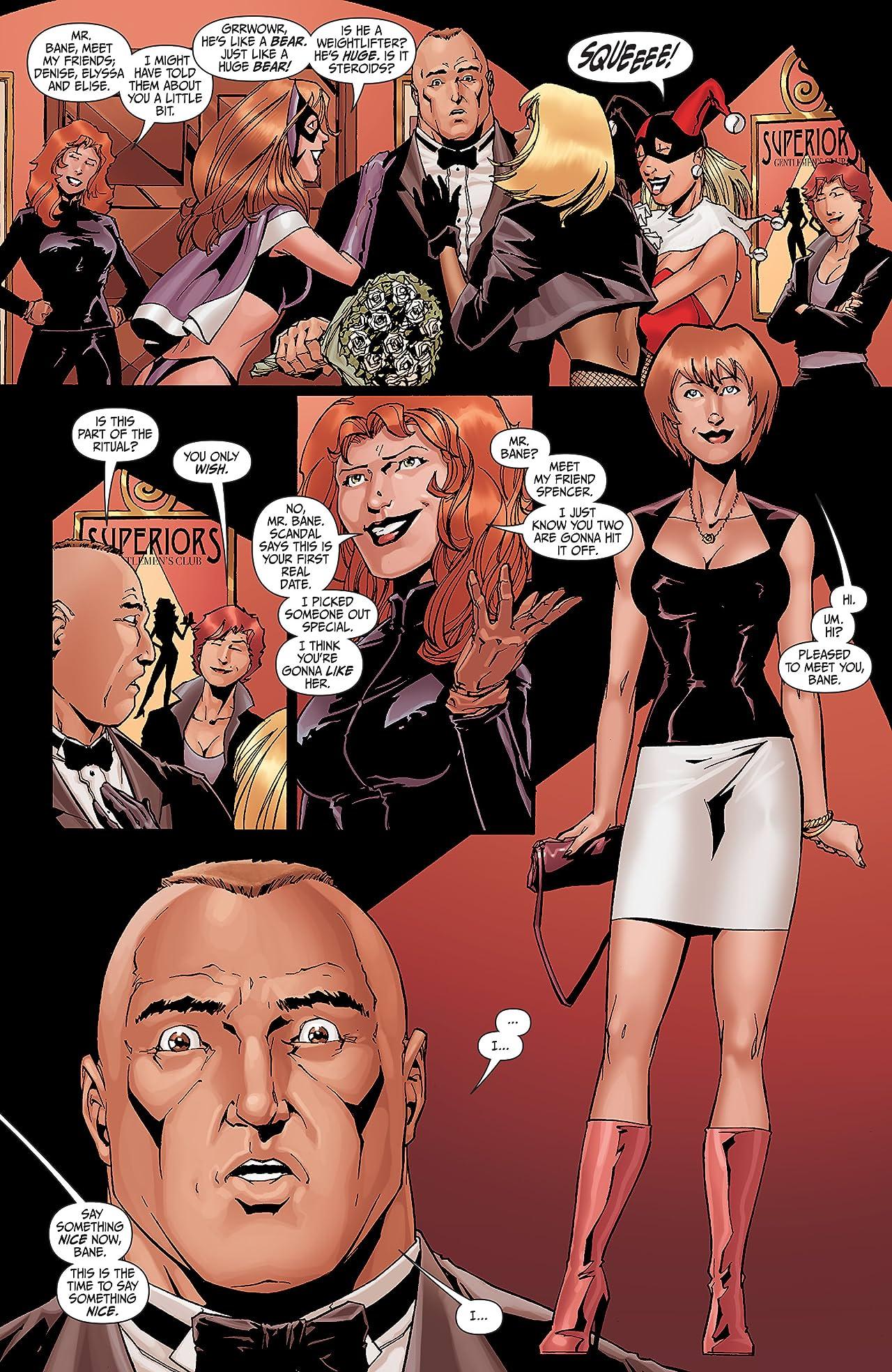 Secret Six (2008-2011) #30