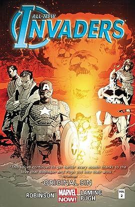 All-New Invaders Vol. 2: Original Sin