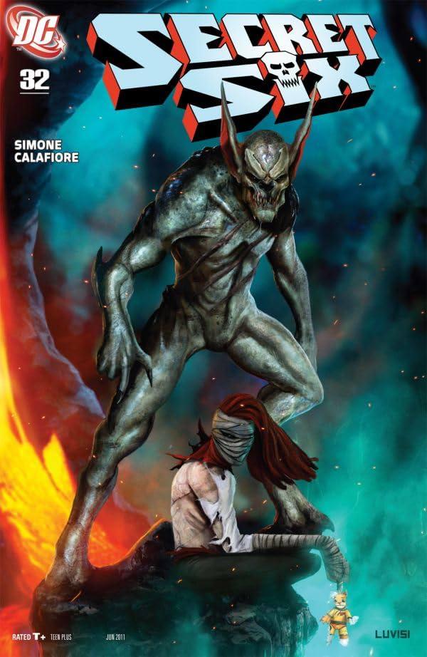 Secret Six (2008-2011) #32