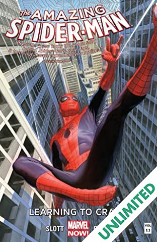 Amazing Spider-Man Vol. 1.1: Learning To Crawl