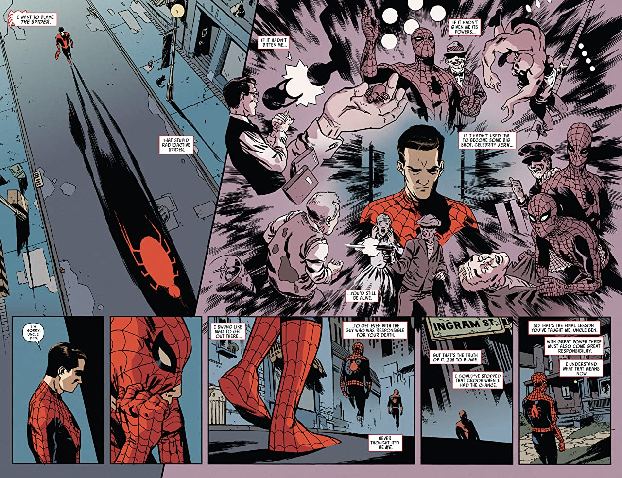 Amazing Spider-Man Tome 1.1: Learning To Crawl