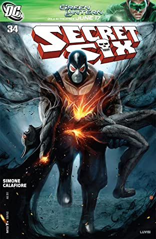 Secret Six (2008-2011) #34