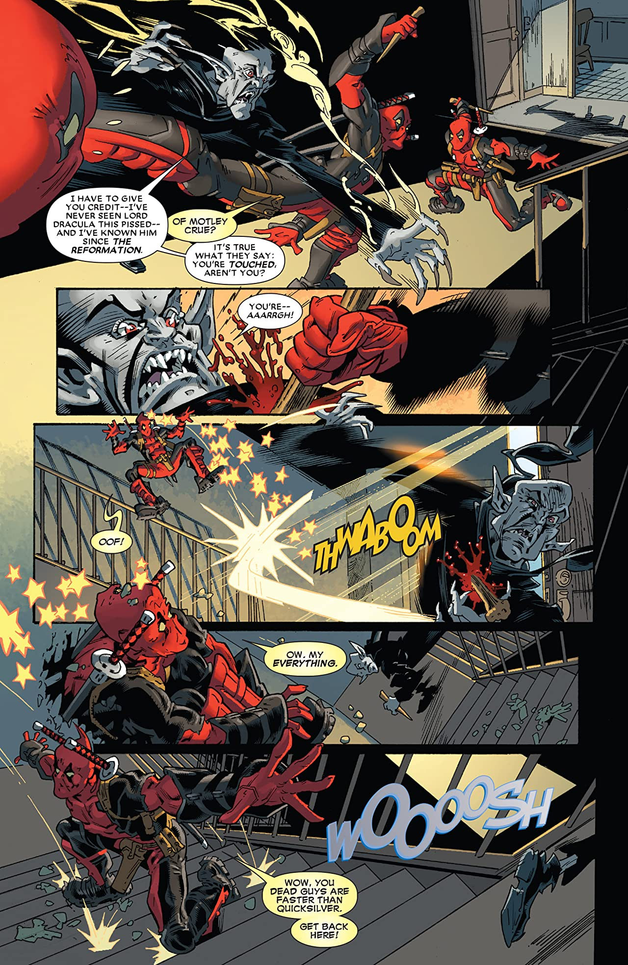 Deadpool Vol. 6: Original Sin