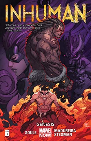 Inhuman Vol. 1: Genesis