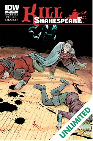 Kill Shakespeare #10 (of 12)