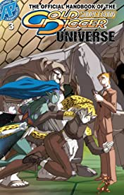 The Gold Digger Sourcebook: The Official Handbook of the Gold Digger Universe #3