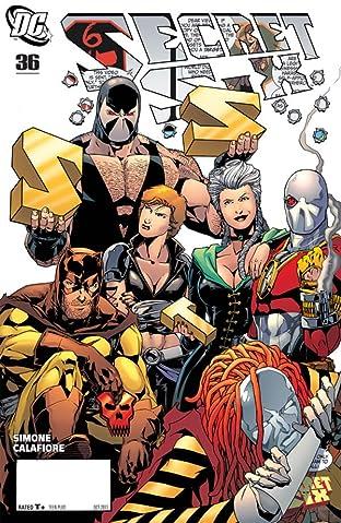 Secret Six (2008-2011) #36