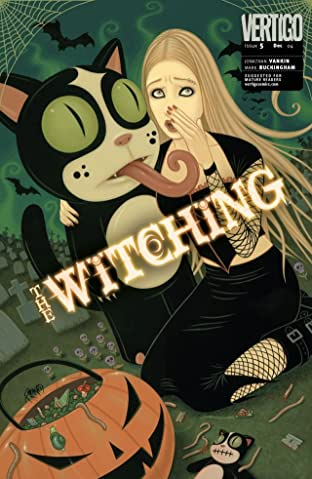 The Witching (2004-2005) #5