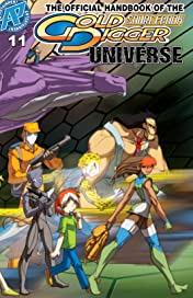 The Gold Digger Sourcebook: The Official Handbook of the Gold Digger Universe #11