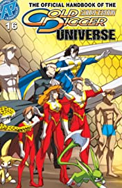 The Gold Digger Sourcebook: The Official Handbook of the Gold Digger Universe #16
