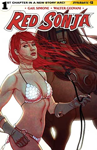 Red Sonja #13: Digital Exclusive Edition