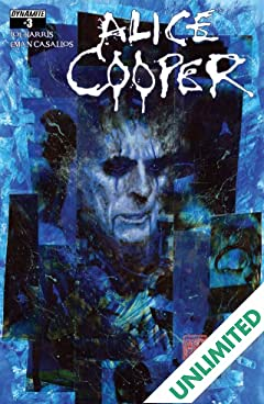 Alice Cooper #3: Digital Exclusive Edition