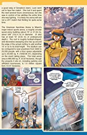 The Gold Digger Sourcebook: The Official Handbook of the Gold Digger Universe #21