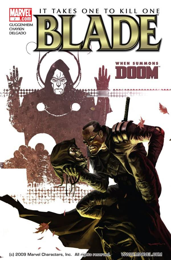 Blade (2006-2007) #2