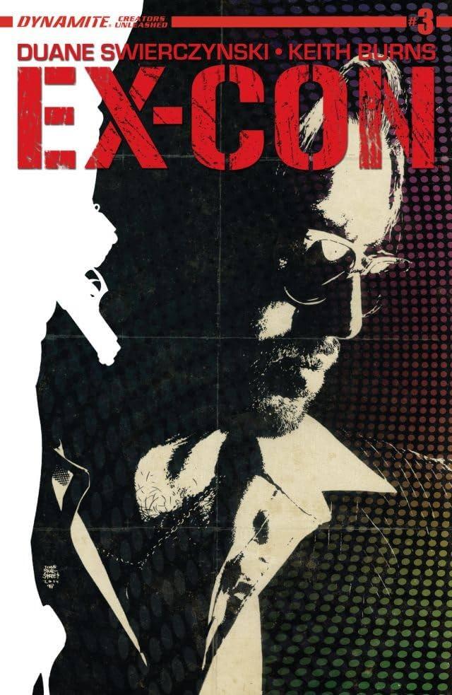 Ex-Con #3: Digital Exclusive Edition