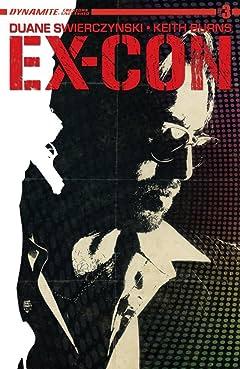 Ex-Con No.3: Digital Exclusive Edition