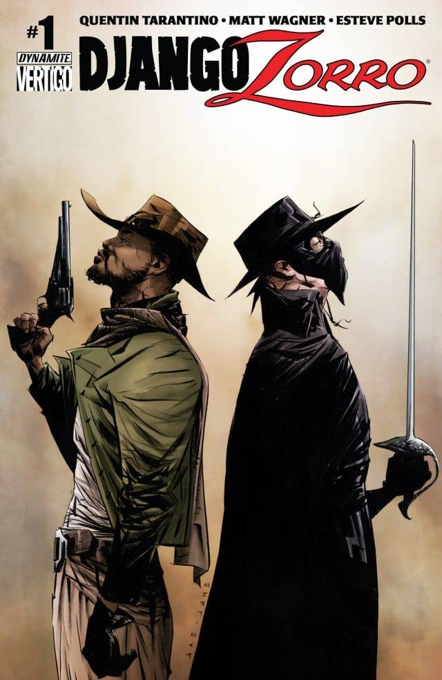 Django/Zorro #1 (of 7): Digital Exclusive Edition