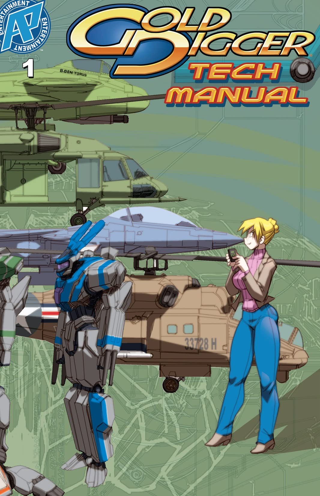 Gold Digger: Tech Manual #1