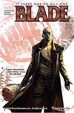 Blade (2006-2007) #3