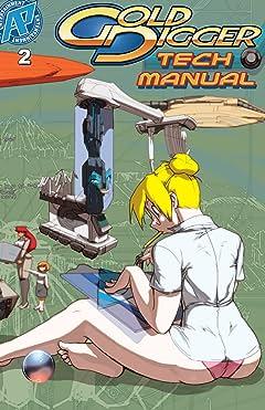 Gold Digger: Tech Manual #2