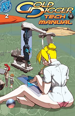 Gold Digger: Tech Manual #2