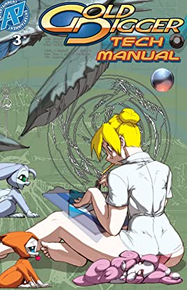 Gold Digger: Tech Manual #3