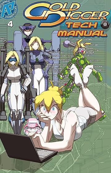 Gold Digger: Tech Manual #4
