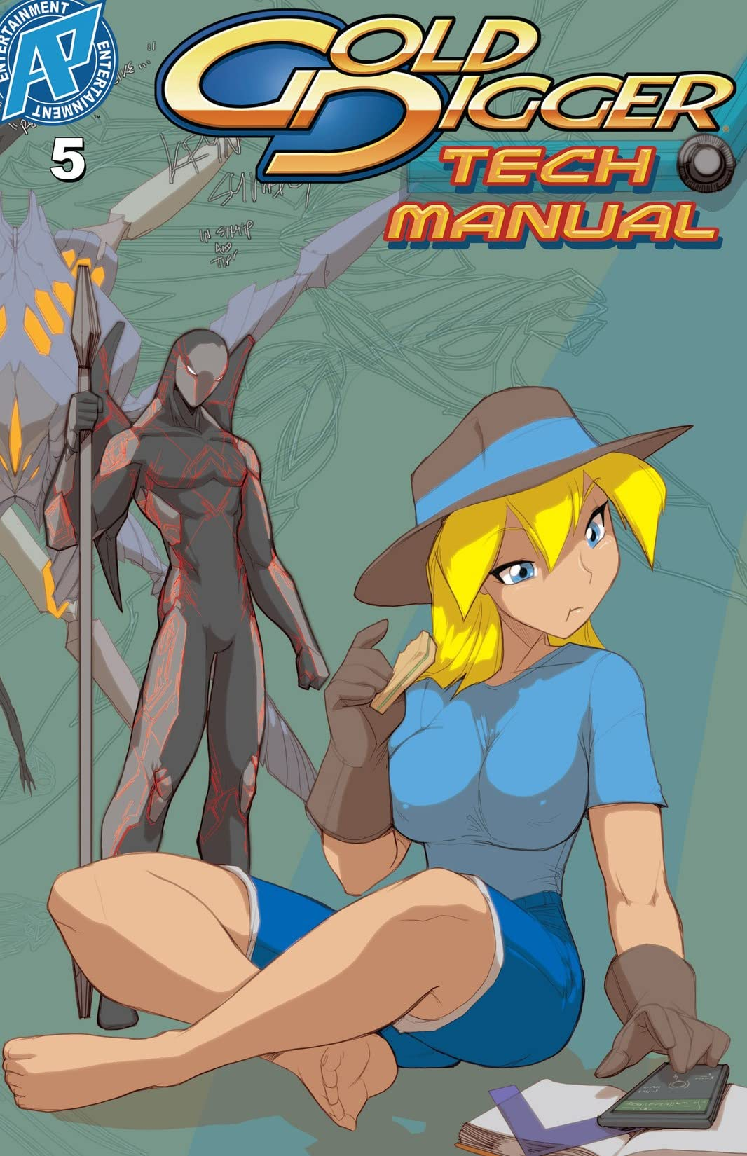 Gold Digger: Tech Manual #5
