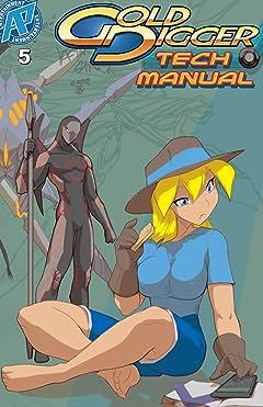 Gold Digger: Tech Manual #5