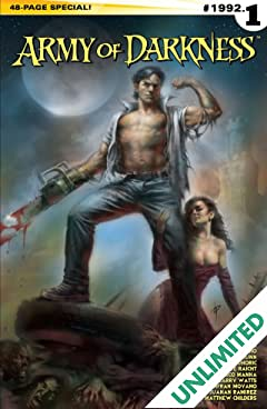 Army of Darkness #1992.1