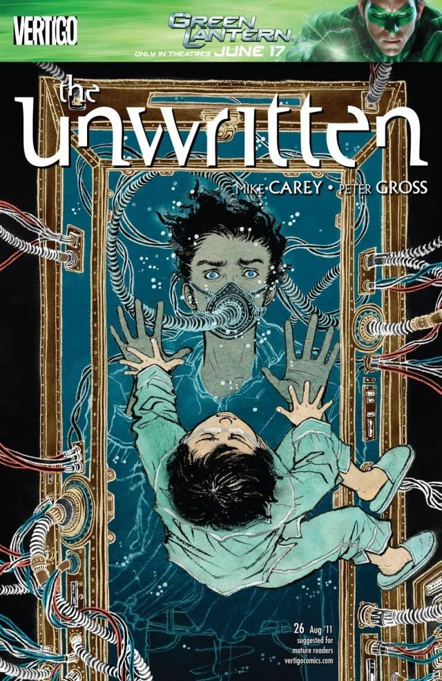 The Unwritten #26